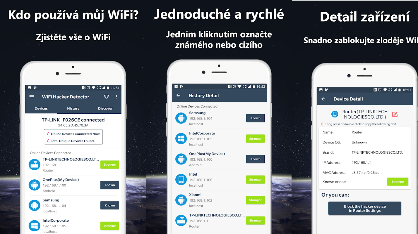 Pekingští vývojáři osekali WiFi Router Master a vytvořili nástroj pro kontrolu zlodějů wi-fi vhodný úplně pro všechny