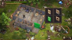 Budování příbytku