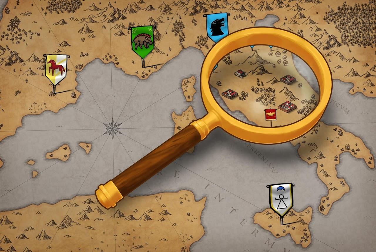 Grow Empire: Rome je jen další z her, kde posíláte vojáky do boje. Nepřinese vůbec nic zvláštního
