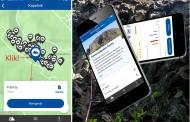 Skály ČR jsou s jejich početnou databází ideální aplikací pro všechny české horolezce