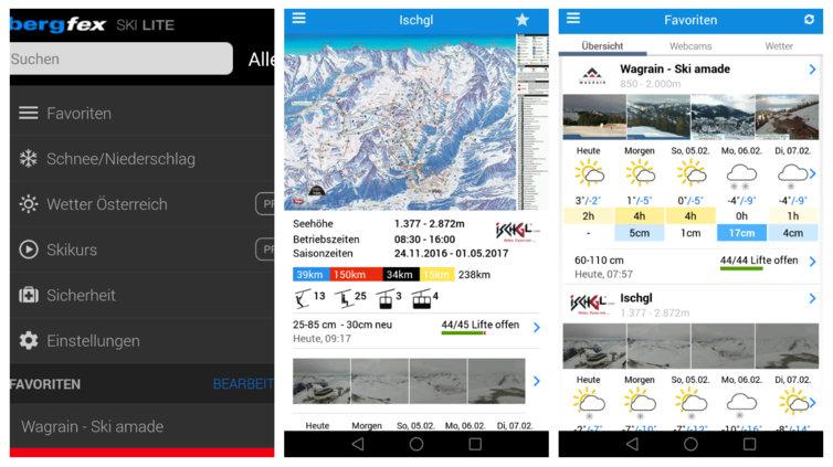 Rakouská aplikace pro lyžaře: informace o zahraničních sjezdovkách i více než 220 českých svahů