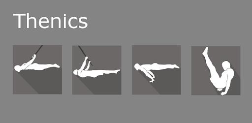 Slyšeli jste už o kalistenickém cvičení? Aplikace Thenics vás naučí stěžejní cviky