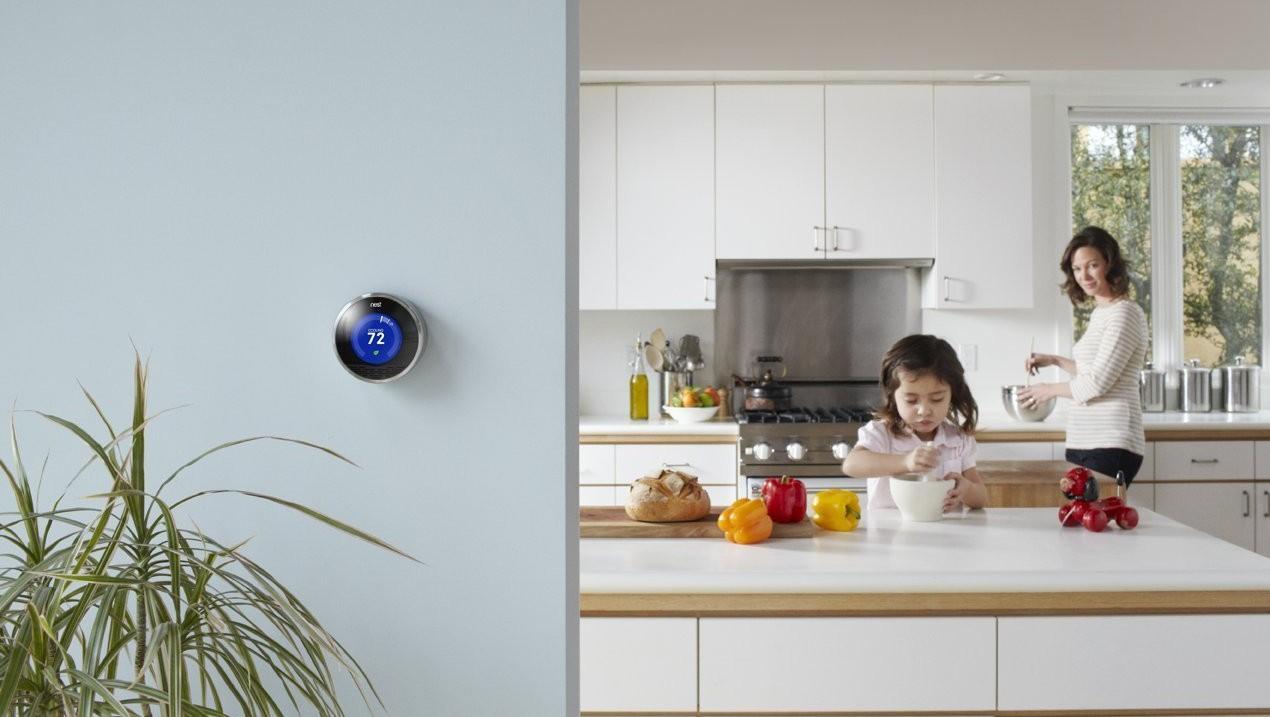 Chytrý termostat jako skvělý doplněk bytu