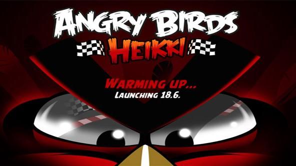 Další díl Angry Birds Heikki již 18. června