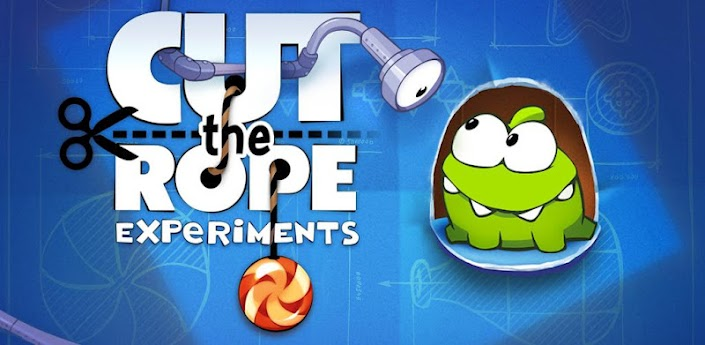 Cut the Rope: Experiments na Goole Play