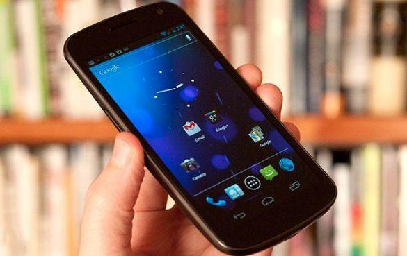 Galaxy Nexus se dočkal updatu na 4.0.4