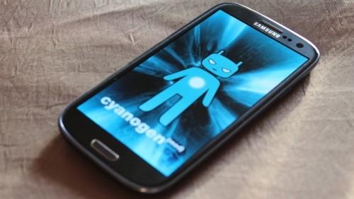 CyanogenMod 9 Nightly nyní pro SGSIII a Galaxy Tab 8.9