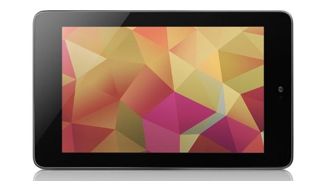 Google vypouští první várky Nexus 7