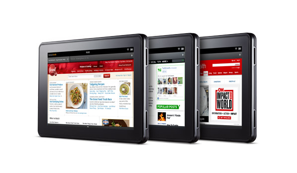 Amazon nakonec připravuje tři nové tablety