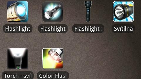 SROVNÁNÍ: Test šesti různých svítilen!