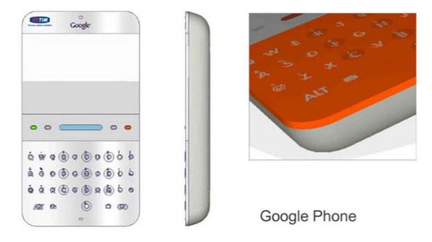 Soud Google s Oracle odkryl původní koncept Google Phone