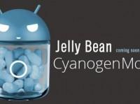 CyanogenMod 10 Preview verze pro SGSIII venku