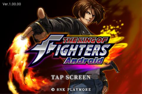 The King of Fighters nyní také na Androidu