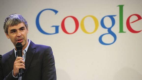 Larry Page ztratil hlas, nebude na I/O
