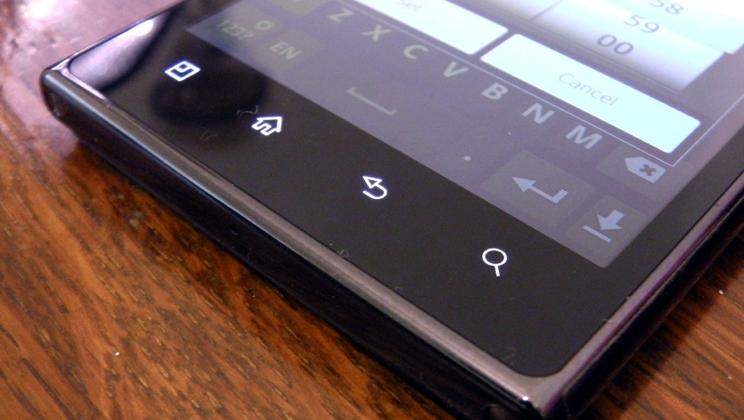 LG Touch LED Notifications: LED dioda netřeba