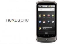 Google Nexus One pod 9500Kč