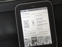 Čtečka Nook Simple Touch s inovacemi