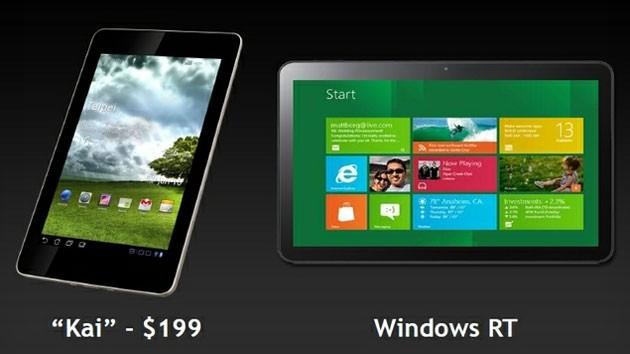 Díky NVIDIA Kai se dočkáme quad-core tabletů za $199