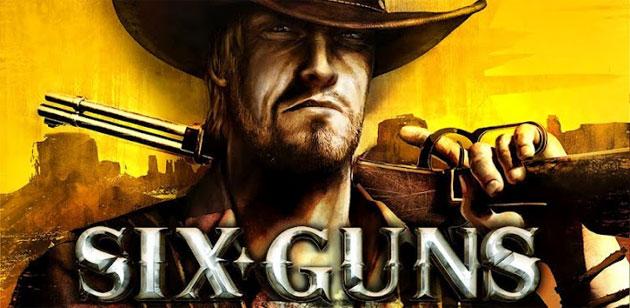 Six-Guns od Gameloft zdarma na Google Play
