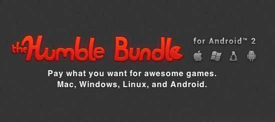 Humble Bundle 2 - zaplaťte za 5 her, kolik chcete
