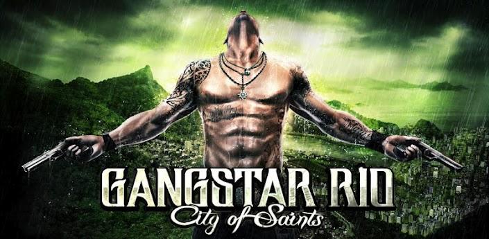 Placené hry: Recenze Gangstar Rio: City of Saints
