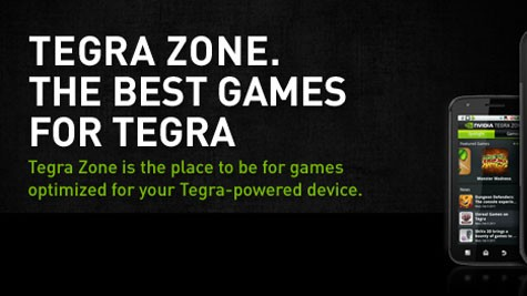 Zvolte nejlepší TegraZone hru