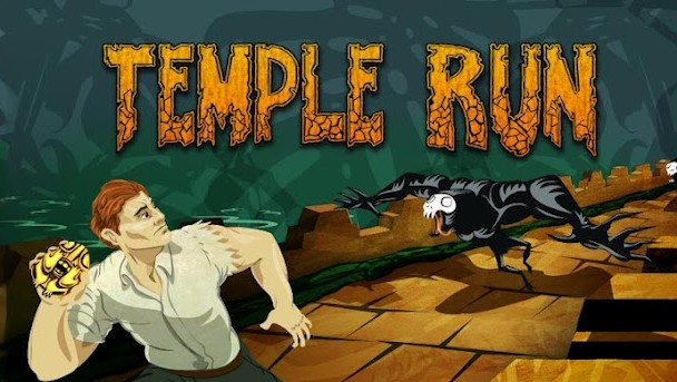 Temple Run pro přístroje s ARMv6 procesorem