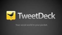 Nová generace TweetDeck ve vývoji