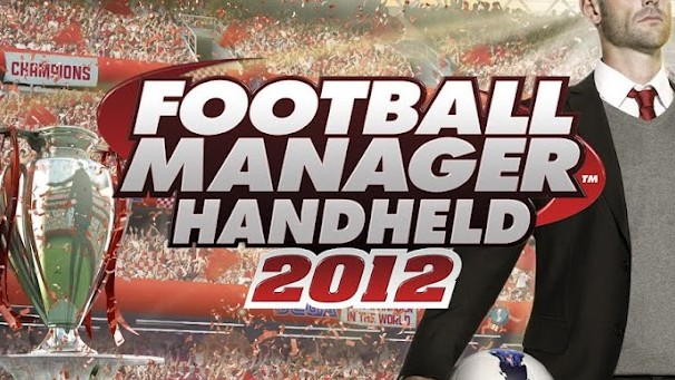 Placené hry: Recenze Football Manager Handheld 2012