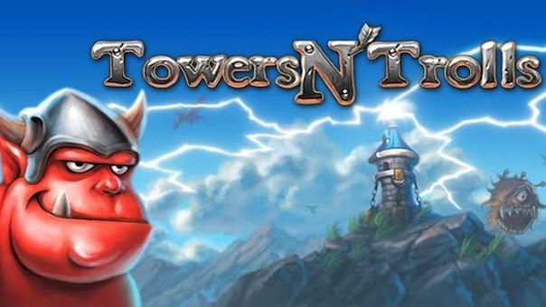 Recenze hry Towers N' Trolls