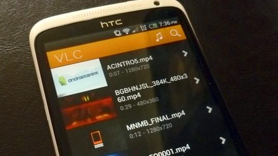 Oficiální aplikace VLC nyní v betě