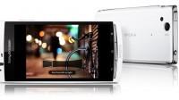 Začíná update řady Sony Xperia 2011 na ICS