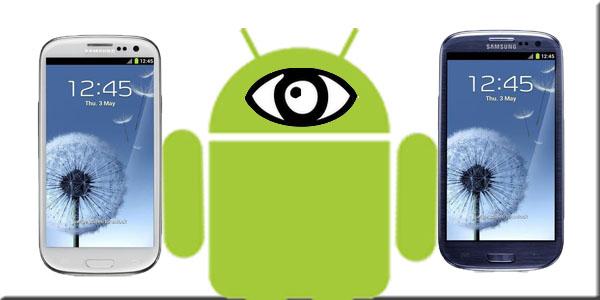 ISeeYou - Nechte telefon poznat, když se na něj díváte