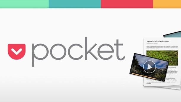 Pocket - odložte si články do mobilu