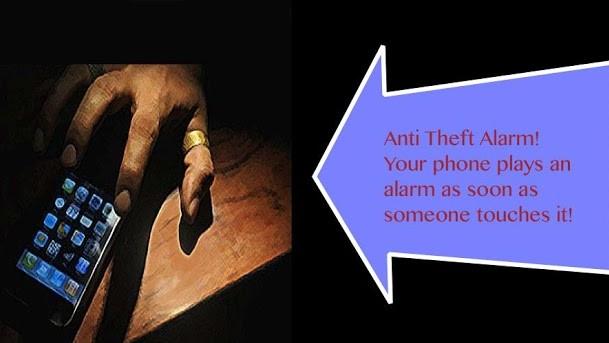 Anti Theft Alarm - pohlídejte si