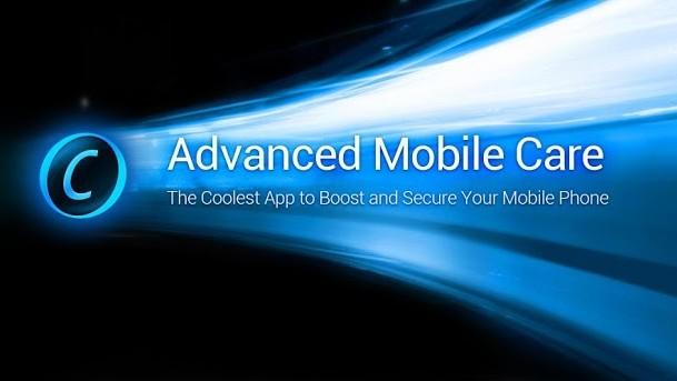 Advanced Mobile Care - optimalizujte výkon telefonu