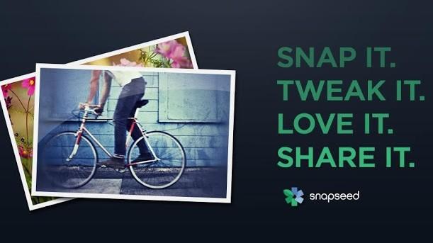 Snapseed - snadná úprava fotek