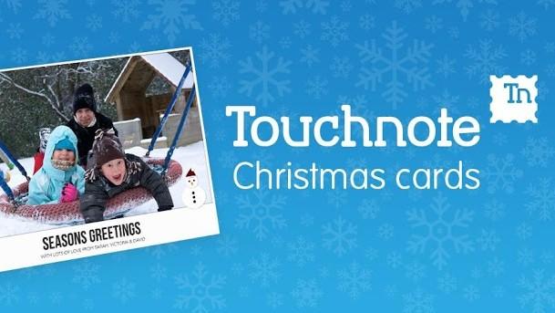 Touchnote Pohlednice - překvapte své blízké pravou pohlednicí přímo ze svého smartphonu