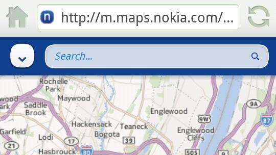 Nokia Maps oficiálně spuštěny jako webová aplikace!