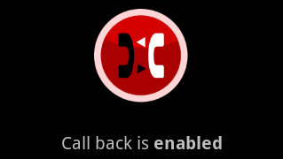 Call back! - nechte si zavolat druhý telefon