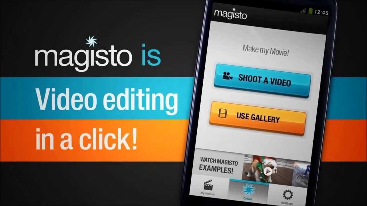 Magisto Video Editor & Maker - editace videa snadno a rychle