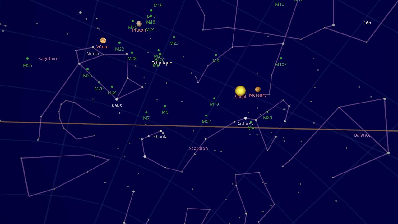 Sky Map - kompletní hvězdná obloha na dosah ruky