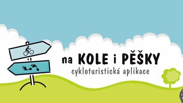 Na kole i pěšky - cyklistův partner v mobilu