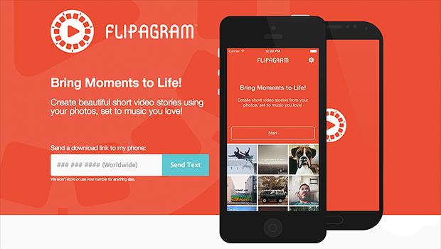 Flipagram: krátká videa pro Instagram
