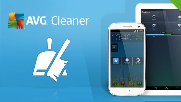 AVG Cleaner - ukliďte si v telefonu