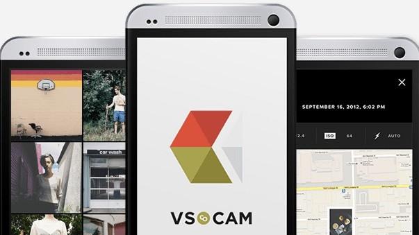 VSCO Cam - Instagram pro náročné