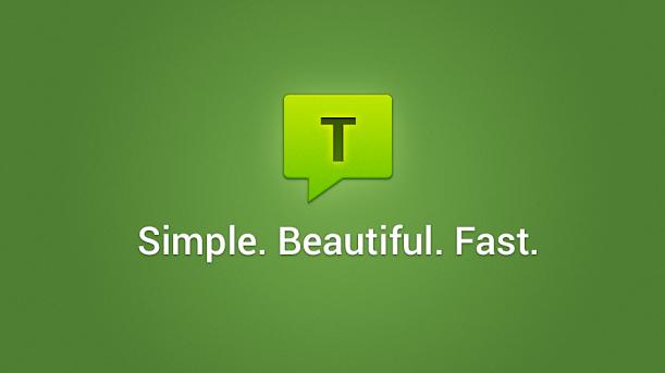 Textra SMS - textové zprávy 2.0