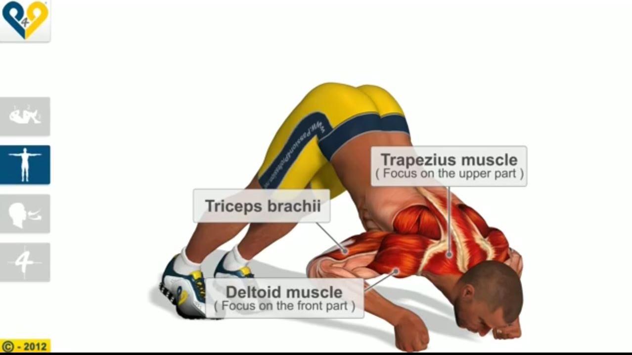 Chest Workout - vyrýsované hrudní svaly s chytrým trenérem