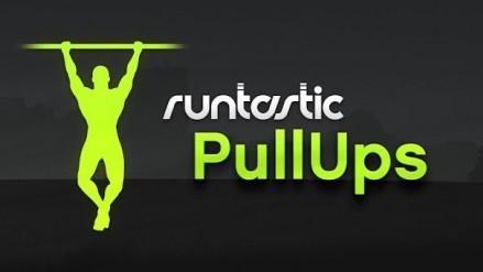 Runtastic Pull-Ups Trainer: Dobrý trénink pro horní část těla