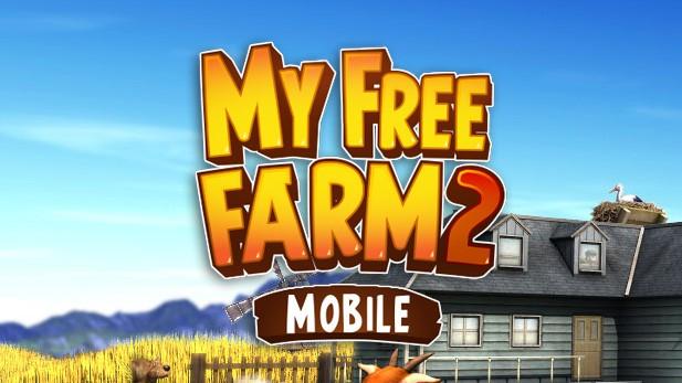 My Free Farm 2 - simulátor farmy jinak